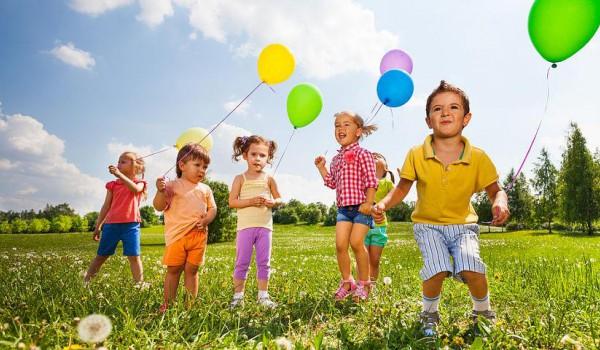 Праздник детства на набережной