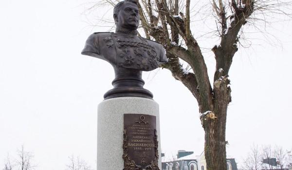 Аллея Маршалов Победы на Набережной