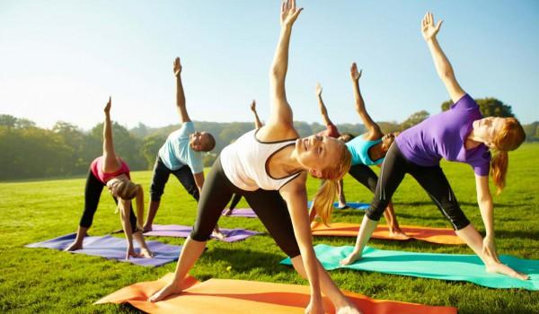 Набережная открывает сезон тренировок на свежем воздухе